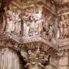 Sculptures de l'Abbatiale de Saint-Gilles