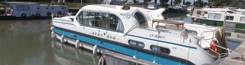 Nos bateaux d'occasion à vendre dans le Gard