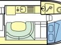 Plan intérieur du N DUO